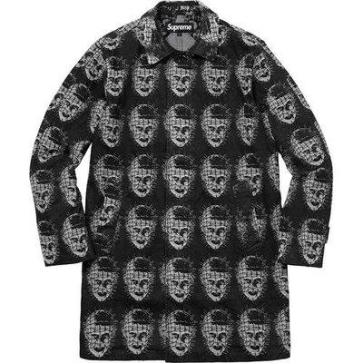 【紐約范特西】預購Supreme Hellraiser Trench Coat