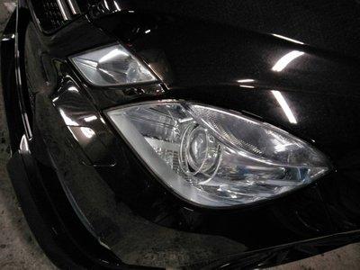 DJD20101022 BENZ W212 09 10 11 12 原廠型晶鑽魚眼大燈單邊價 限用無HID版本5000元
