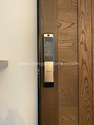 【 誠 宥 科 技 】電子鎖 SAMSUNG SHP-DP609 密碼鎖 指紋鎖 大門鎖 門鎖 鎖 dp739 三星