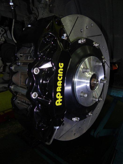 {順加輪胎}AP 9040 搭配 380mm兩片式碟盤 RX300實裝圖 另有 E90/91/92 F30 E60/61