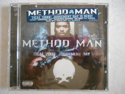 Method Man - Tical 2000: Judgement Day 進口美版