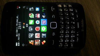 Black Berry 9360 二手機 外觀如圖!line ; Wechat可安裝