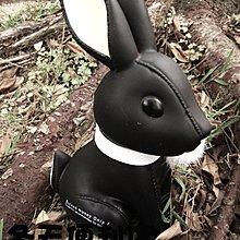 (OTH007L) 高貴 黑色兔子 最後一隻黑色 儲錢箱 Display貨