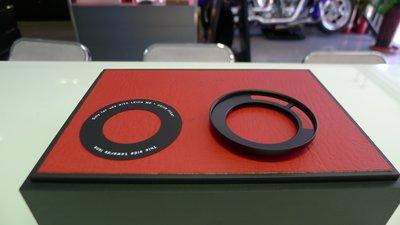 【日光徠卡】Leica 14473 Filter Carrier E67 for M 16-18-21 口徑轉接環 近新