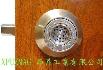 智慧輔助喇叭鎖,智慧門鎖,小偷不能破解的魔幻鎖,Smart door Lock,Diy,deadbolt,XPUZMAG