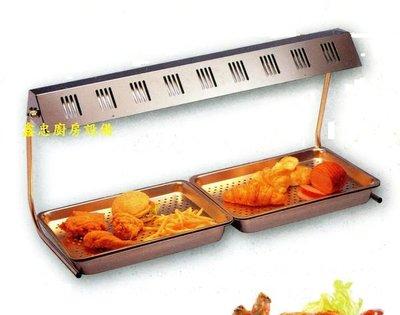 鑫忠廚房設備-餐飲設備:紅外線保溫燈79-32賣場有冰箱-工作臺-水槽-西餐爐-烤箱