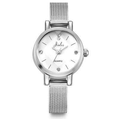 手錶正韓潮流時尚女錶簡約休閒大氣小錶盤防水學生石英錶   全館免運