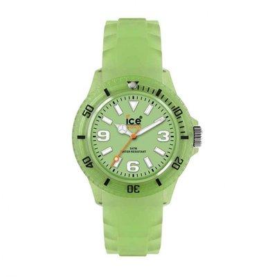 [永達利鐘錶 ] ICE watch 螢光綠色膠帶錶 GL.GG.U.S.11 原廠公司保固24個月 38mm