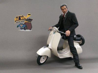 【熊拍賣】1/6 原廠NEWRAY 偉士牌 VESPA 機車 摩托車 車模模型 兩輪 可搭HOTTOYS死侍