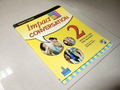 古集二手書f1 ~Impact CONVERSATION 2  9789620199349