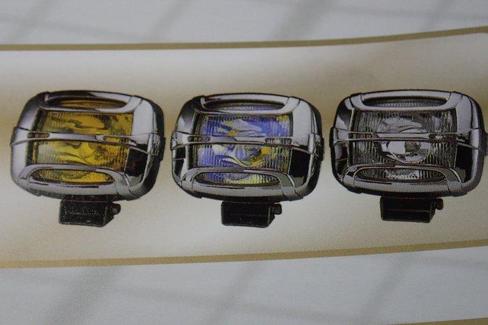 DJD180929178 各車系通用型霧燈 TOYOTA MAZDA BENZ BMW HONDA NISSAN 霧燈