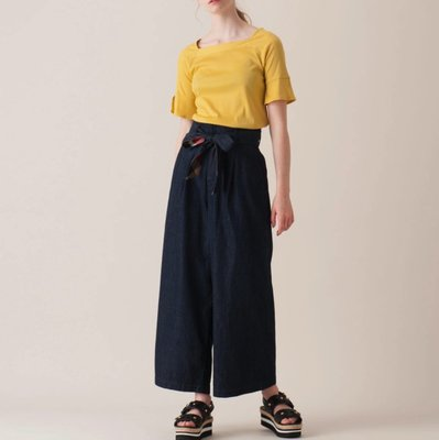 Blue label crestbridge ㄩ領荷袖後蝴蝶小性感針織衣 ,sale:3900 【現貨】