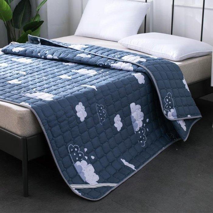 麥麥部落 防滑可水洗床護墊床墊床褥子保護墊薄款雙人2米5M8M墊被MB9D8