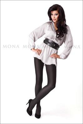 °☆就要襪☆°全新歐洲品牌 MONA SPIGA 不透膚褲襪(60DEN)