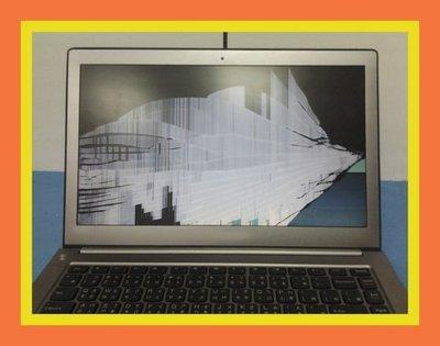 CJSCOPE 喜傑獅 HX-550/HX-970 GX 17.3吋 筆電螢幕面板破裂維修/筆電螢幕故障維修更換