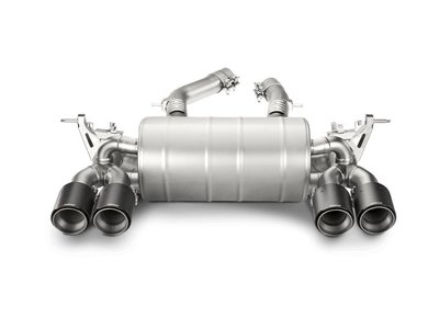 BMW Akrapovic 蠍子管 For F80 M3 F82 F83 M4 排氣管