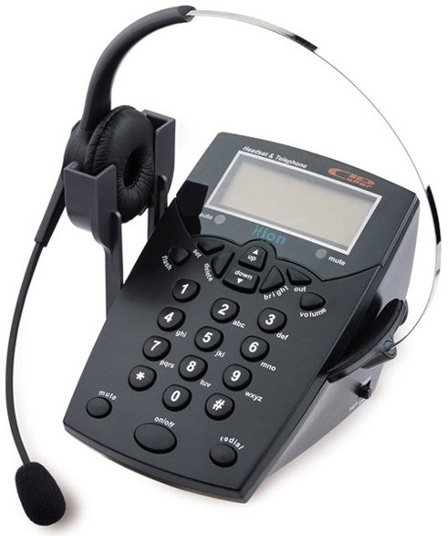 #5,560型 話務電話機,呼叫中心耳麥電話 客服耳麥,耳機麥克風電話 話務耳麥 免持對講,可家用