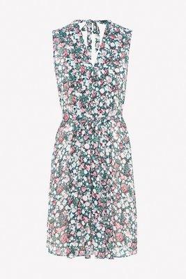 當日寄出[現貨] 英國代購 英國Jack Wills 花卉連身洋裝 晚禮服 UK10