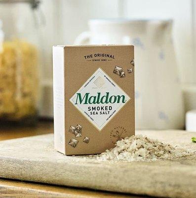 英國馬爾頓 - 煙燻海鹽 125g (穀的行 good food ingredients)
