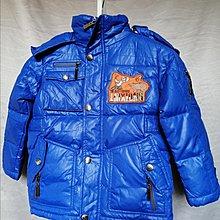 童裝 羽絨 外套 有黑,棗紅,藍三種顏色 碼110#,120#,130#