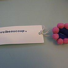 Mercibeaucoup button cover  鈕套 共3款,每款$220