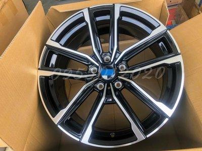 全新類BMW原廠M版5孔112 20吋鋁圈G11/G12/G20/G21/G22/G24/G30/G32/G01/G04