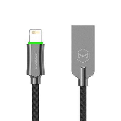 Mcdodo 麥多多 iPhone 充電線 傳輸線 智能斷電 Lightning 快充 騎士系列 120cm