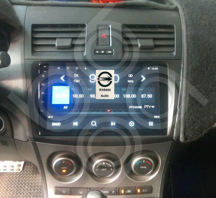 Mazda3 馬3 -10吋安卓專用機.九九汽車音響(新北市-板橋店).公司貨保固一年