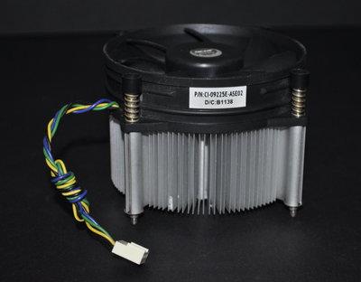 Acer宏碁主機板專用 Intel 1150 1151 1155 1156腳位 CPU散熱風扇 CPU散熱器 CPU風扇