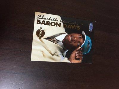 BARON DAVIS 新人RC 卡
