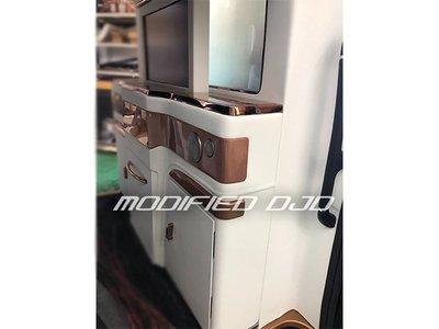 DJD20011310 BENZ V250 特殊豪華座椅 內裝升級服務 依需求報價 SIENNA T6 VITO VIA