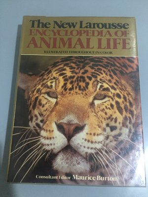 F3-3《好書321KB》Encyclopedia Of Animal Life/Maurice/人文社會科普