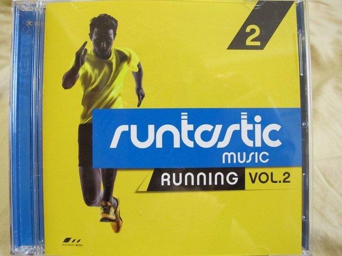 Runtastic Music Running Vol.2 (2CD) 跑跑樂 樂跑跑