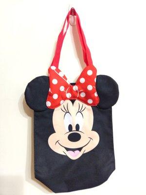 【現貨】迪士尼 米妮手提袋購物袋