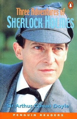 Three Adventures of Sherlock Holmes   66 Pages