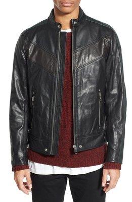 Diesel Leather jackets L-REED JACKET(現貨)