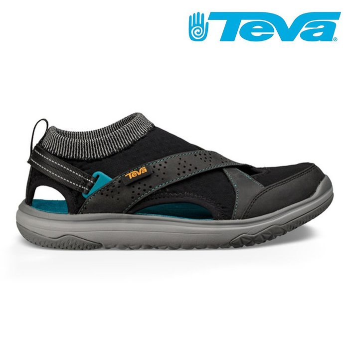《BEST SPORTS倍斯特體育》TEVA Terra-Float Travel 女休閒涼鞋 TV1018736BLK