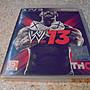 PS3 WWE13 激爆職業摔角13 亞英版 直購價50...