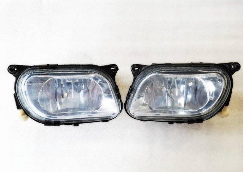 賓士 W210 E-class 1999~2001 晶鑽 霧燈 電鍍 改裝件