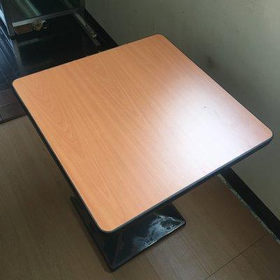 #誠可議# 二手 鑄鐵桌腳 黑鐵桌腳 咖啡桌 方桌 置物桌 強化玻璃 #買家自行搬運取貨#