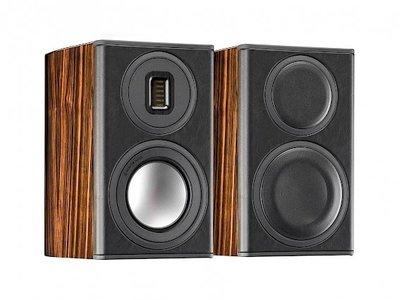 英國Monitor Audio 桃園新竹名展音響推薦 旗艦白金PL100 II 書架型喇叭/對