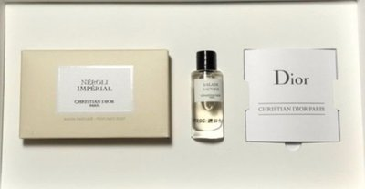 Dior 迪奧 高級訂製系列 皇室橙花香氛皂100g + 曠野清風 7.5ml