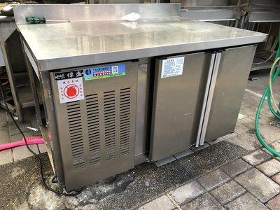 *大銓冷凍餐飲設備*【展示機】冷凍雙門...