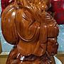 元寶布袋彌勒佛木雕
