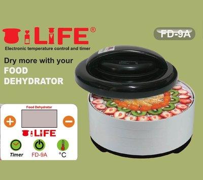花草茶DIY 點心大師食物乾燥機FD-9A(6層)蔬果乾燥機[自由時報中天新聞推薦]《第一品牌》【免運】