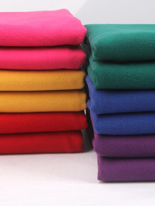 爆款--毛呢布料 服裝面料秋冬加厚純色大衣磨毛仿羊毛雙面羊絨 呢子布料#布料#綢緞#冰絲#絨布