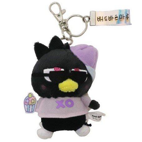 41+現貨免運費 鑰匙圈 酷企鵝 日本授權 韓版 絨毛玩偶 吊飾 鑰匙圈 小日尼三
