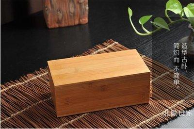 全館超增點大放送木盒定做 竹子木盒 收納盒 實木盒子首飾盒 格子盤復古木箱茶葉盒