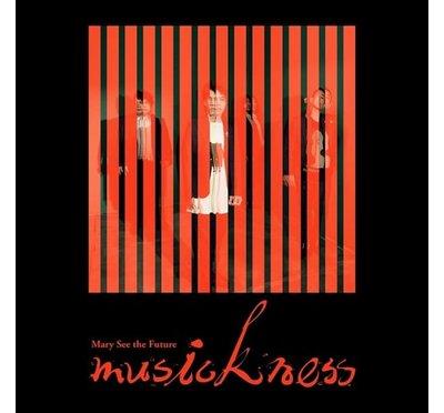 合友唱片 面交 自取 先知瑪莉 Mary See the Future / musickness CD