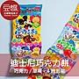 【豆嫂】日本零食 森永 迪士尼 4連雙味巧克...
